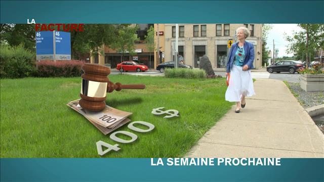 La semaine prochaine à LA FACTURE: émission du 20 octobre 2015