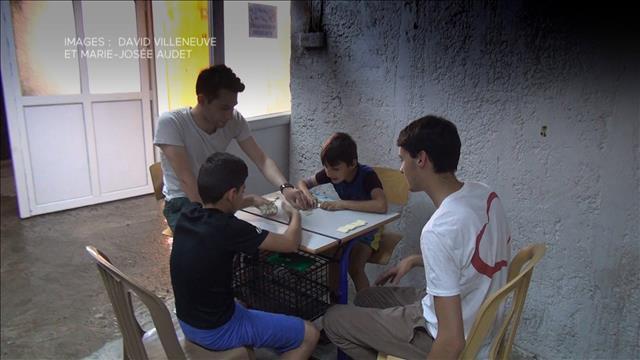 Ceux qui restent, la vie difficile des réfugiés chrétiens d'Irak