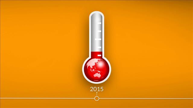 Les changements climatiques en 3 chiffres