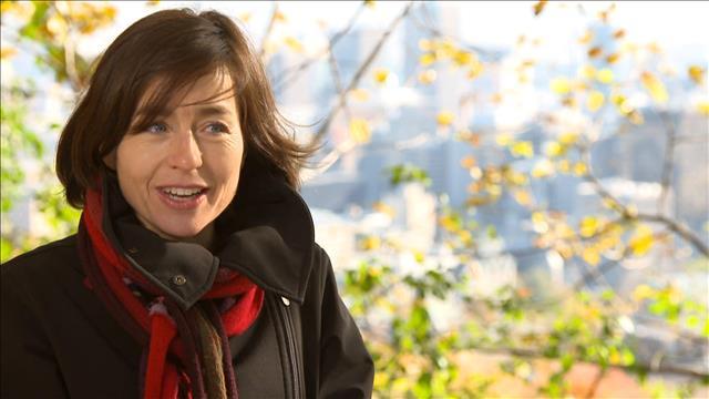 Entrevue avec Laure Waridel