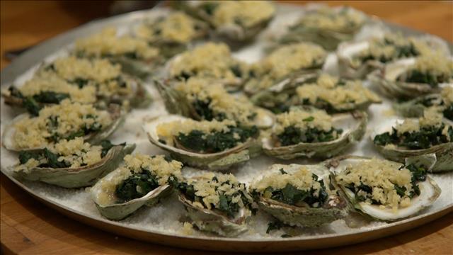 produit vedette huîtres