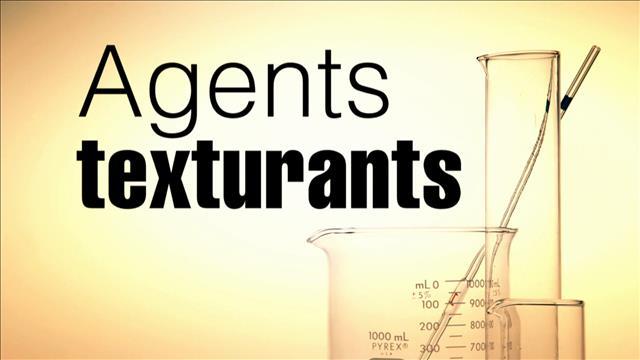 Agents de textures