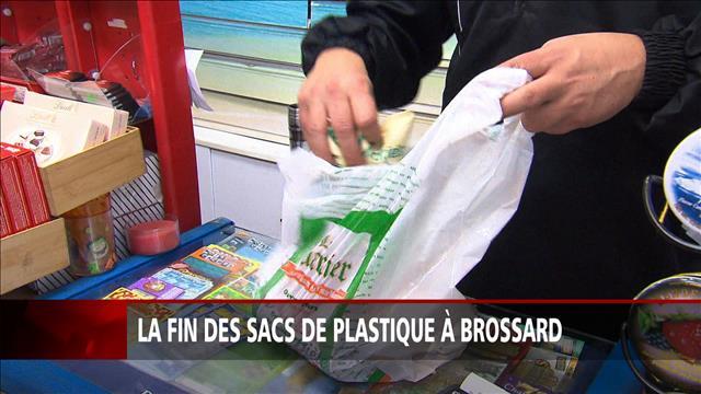 L'interdiction des sacs de plastique dommageable pour l'économie?