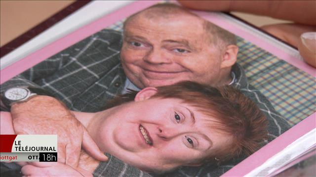 Claudine Richard a rencontré deux couples souffrant d'incapacité cognitive