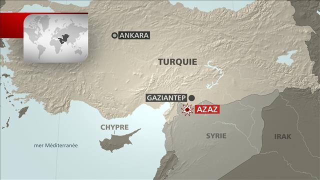 Les bombardements se poursuivent en Syrie