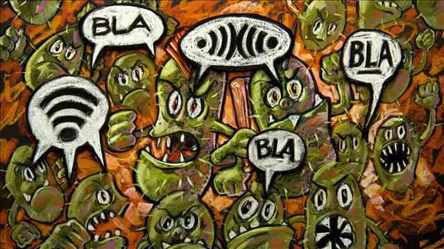 Communication des bactéries