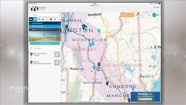Des outils numériques pour vous aider à planifier votre voyage