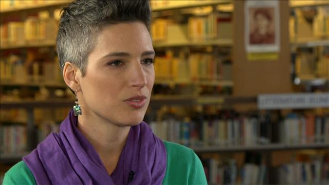 Les grandes soifs : entrevue avec Delphine Pierni