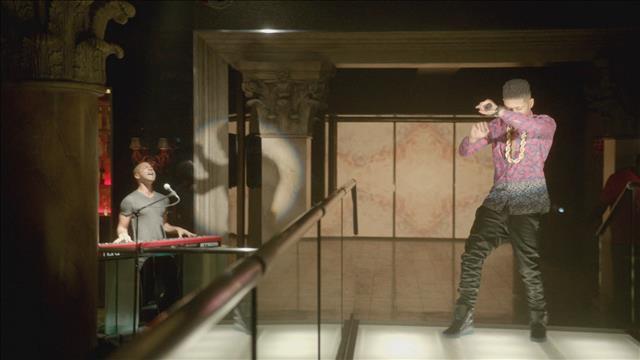 Vidéoclip de la chanson ''No apologies''