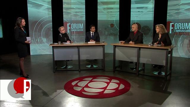 Forum sur l'immigration en Acadie