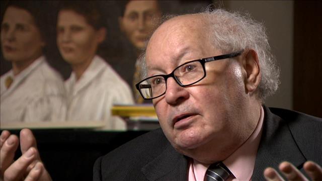 Serge Klarsfeld, traqueur de nazis