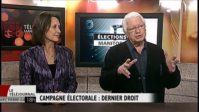 Analyse de la campagne électorale une semaine avant le jour de l'élection