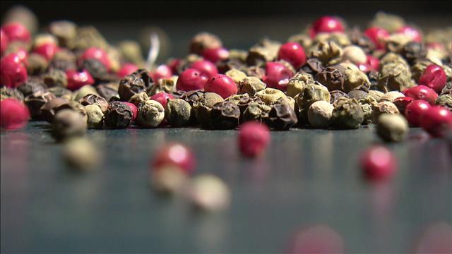 Les épices du monde: Le poivre