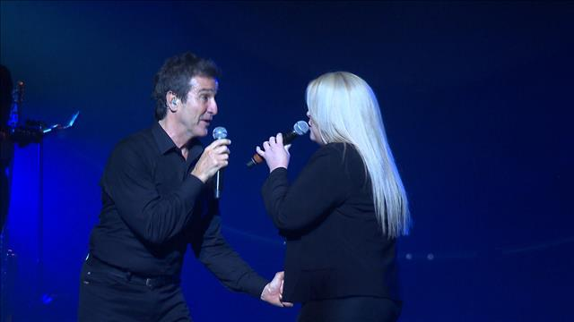 René et Nathalie Simard réunis sur scène à Trois-Rivières