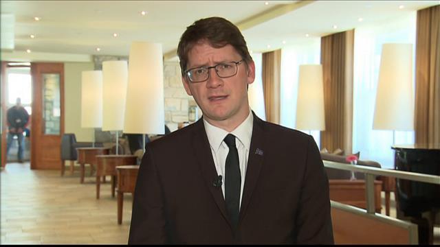 Entrevue avec Sylvain Gaudreault