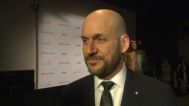 Entrevue avec Martin Matte - gagnant dans la catégorie Comédie à la télévision