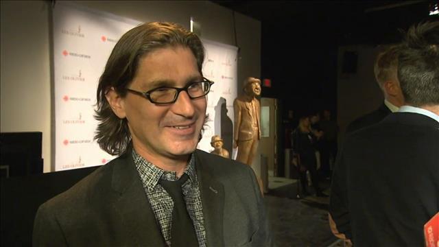 Entrevue avec Jean-René Dufort, gagnant dans la catégorie Spécial humoristique à la télé