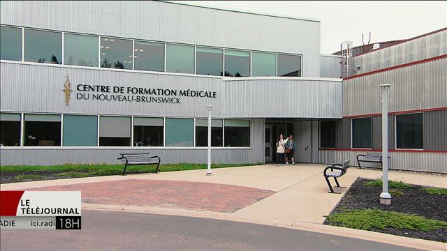 10 ans de formation médicale au Nouveau-Brunswick