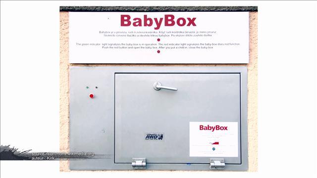 Boîtes à bébés