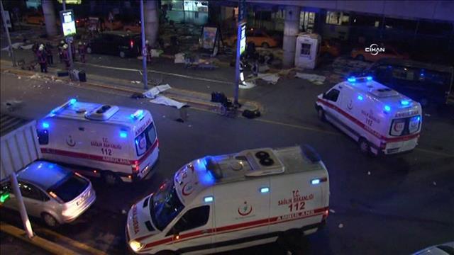 Attentats à l'aéroport d'Istanbul : le fil des événements