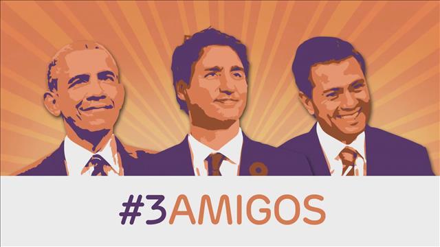 Connaissez-vous les 3«amigos»?