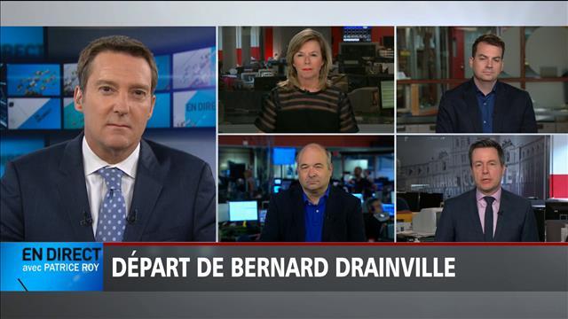 Notre panel politique du 14 juin : Départ de Bernard Drainville