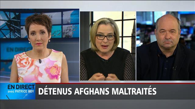 Notre panel politique du 15 juin : détenus afghans maltraités