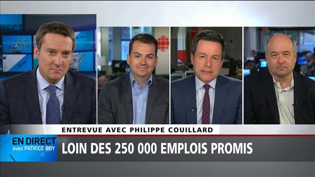 Notre panel politique du 16 juin : retour sur l'entrevue avec Philippe Couillard