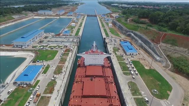 Le canal de Panama, le chantier de tous les records