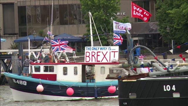 Les Britanniques votent sur leur avenir