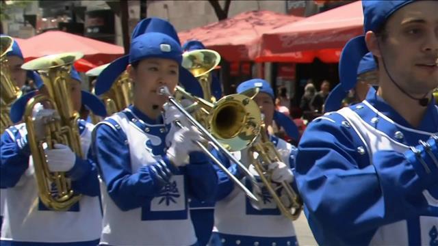Journée de fête nationale au Québec