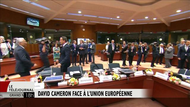 Récit du sommet européen après le Brexit
