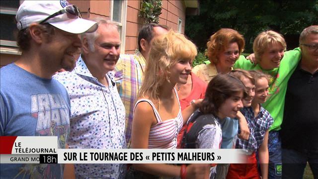 « Mes petits malheurs » en tournage en Montérégie