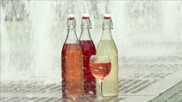 Les vins aromatisés débarquent