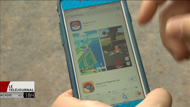 Pokémon Go fait déjà des émules en Atlantique