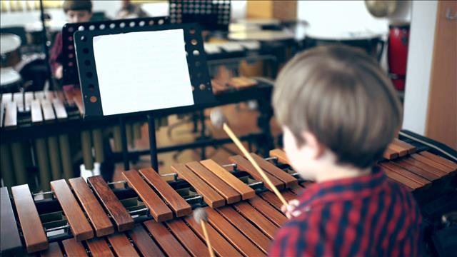 La musique et le développement des enfants