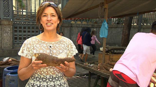 Produit vedette: le manioc