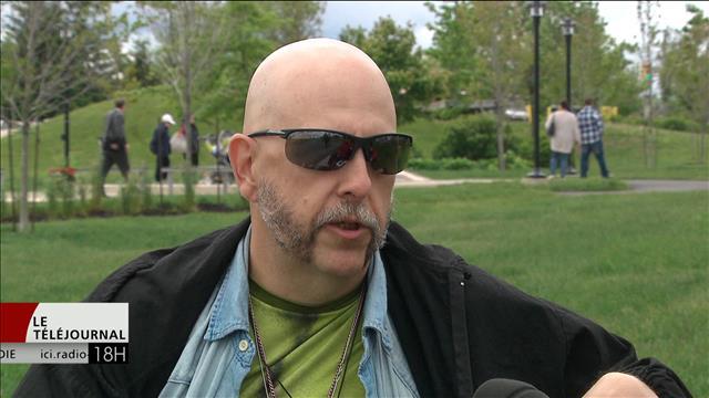 Un résident de Moncton perd plus de 100kilos grâce à la marche
