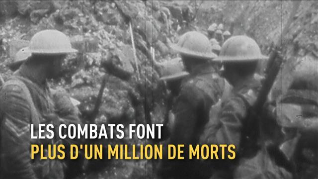 La bataille de la Somme, 100ans plus tard