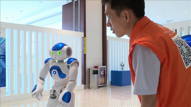La révolution des robots arrive en Chine