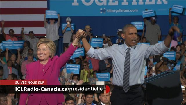 Courriels : le ciel s'éclaircit pour Clinton