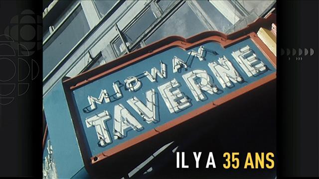 Il y a 35 ans, le 22 juillet 1982, les femmes obtiennent le droit d'entrer dans les tavernes