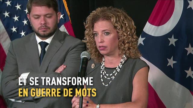 Le scandale des courriels se poursuit chez les démocrates