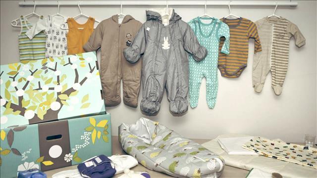 Cadeaux pour nouveaux parents