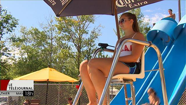 Ma super «job» d'été comme maître-nageuse à Lilac