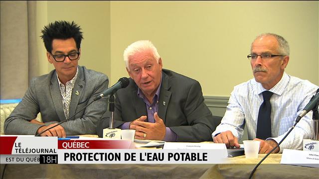 Front commun des municipalités pour protéger l'eau potable