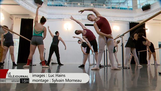 Rentrée intensive à l'École de danse de Québec