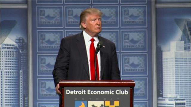 Donald Trump veut baisser les impôts et relancer Keystone XL