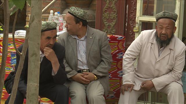 Les Ouïgours, victimes de répression en Chine