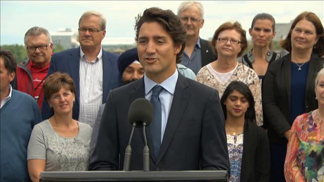 Décisions difficiles en vue pour le gouvernement Trudeau
